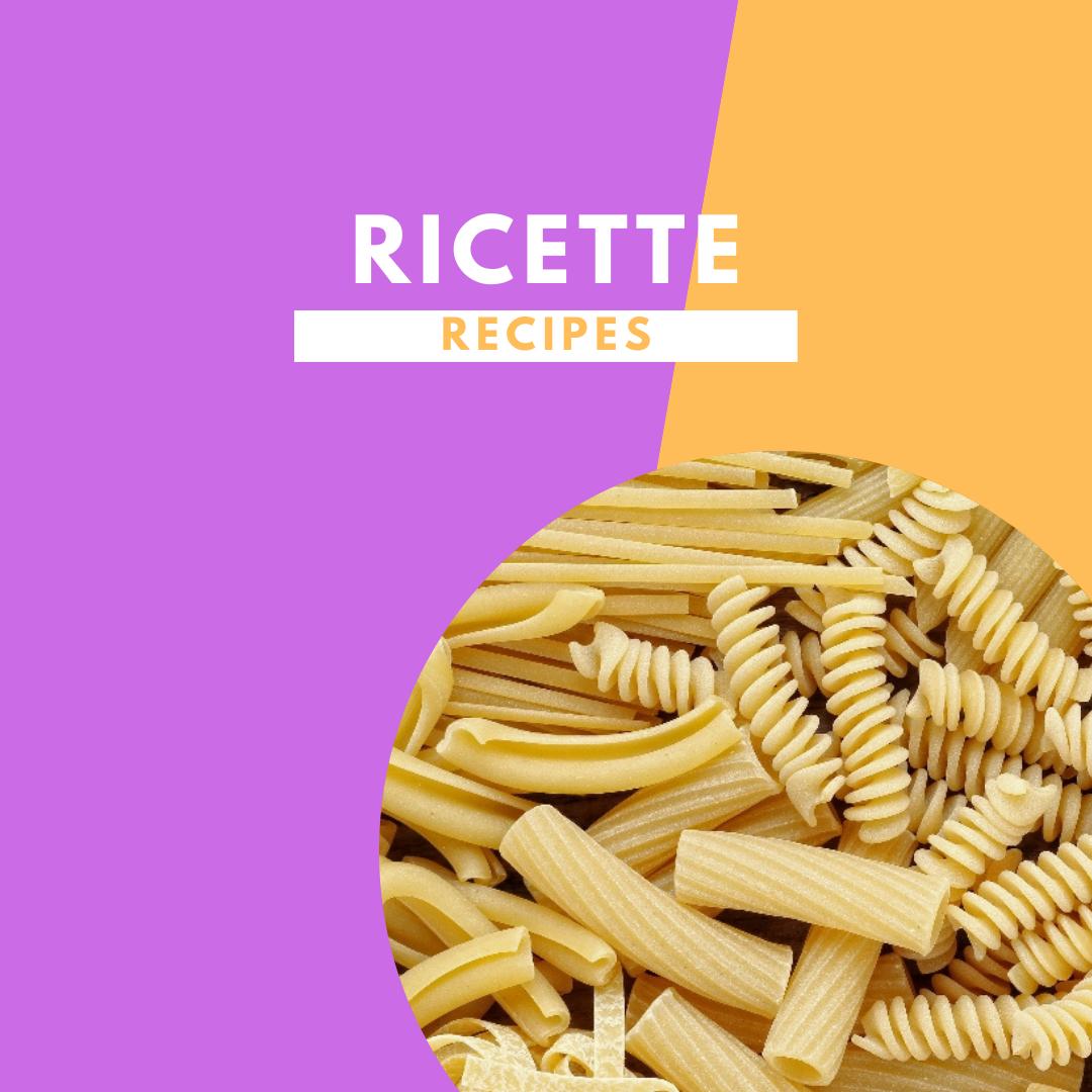 RICETTE (1)